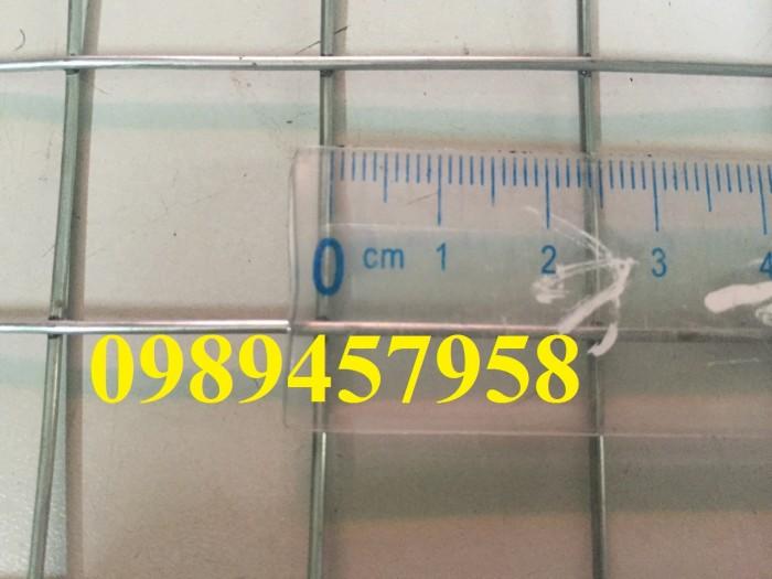 Lưới hàn mạ kẽm phi 2 mắt 25x25 khổ 1m, 1,2m, 1,5m hàng có sẵn4