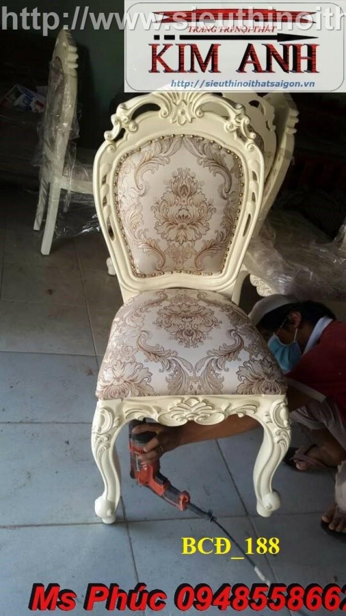 bàn ghế cổ điển