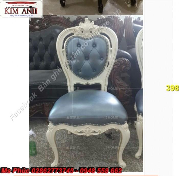 ghế ăn bán cổ điển Nha Trang