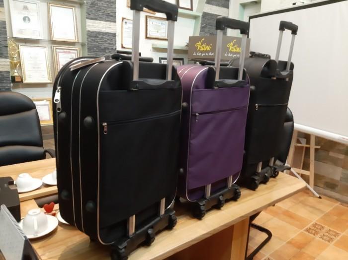 Nguồn hàng sỉ vali từ xưởng sản xuất vali TPHCM