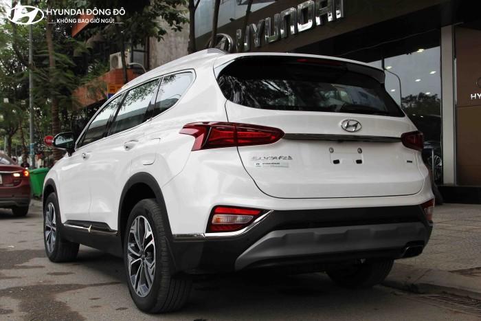 Bán Hyundai Santafe Máy Xăng 2.4 Đặc Biệt Giá Tốt Nhất Thị Trường!