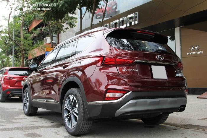 Bán Hyundai Santafe Máy Dầu 2.2 Đặc Biệt Giá Tốt Nhất Thị Trường!