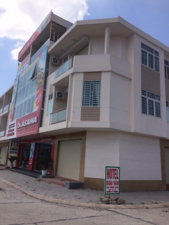Chính chủ cần thanh lý căn Shophouse 2 mặt tiền ngay quốc lộ 51 - Biên Hòa, sổ sẵn Full nội thất