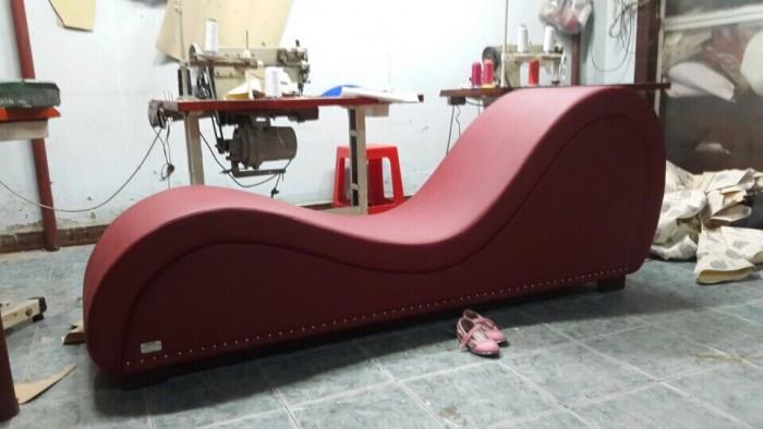 ghế tantra màu đỏ
