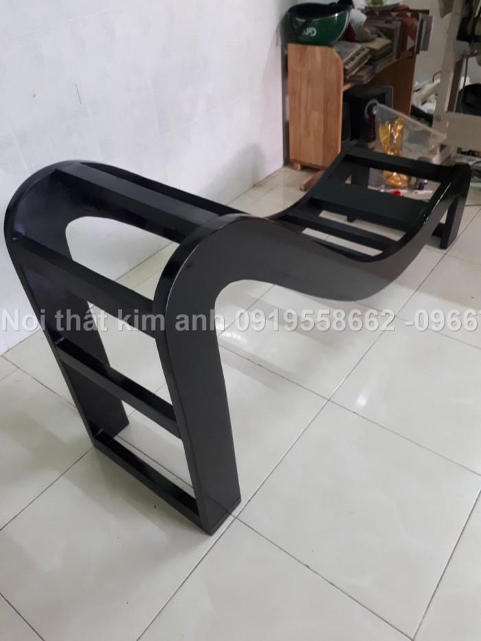 ghế tantra khung gỗ