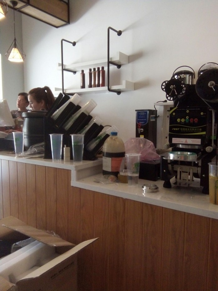 Nhận lắp đặt Trọn gói Máy tính tiền cho Quán Cafe Trà Sữa tại Bắc Giang Bắc Ninh11