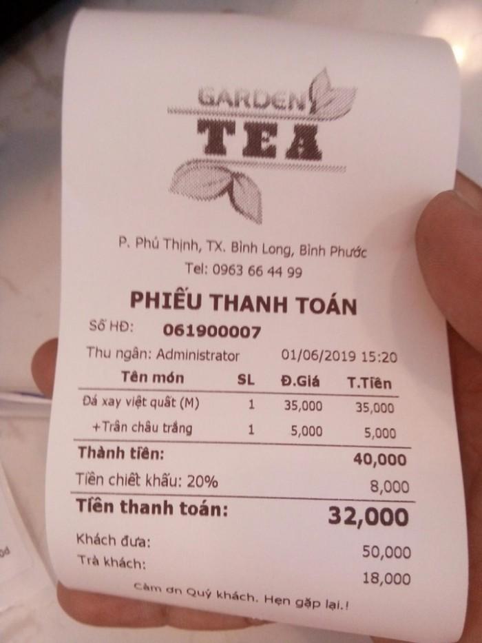 Nhận lắp đặt Trọn gói Máy tính tiền cho Quán Cafe Trà Sữa tại Bắc Giang Bắc Ninh12