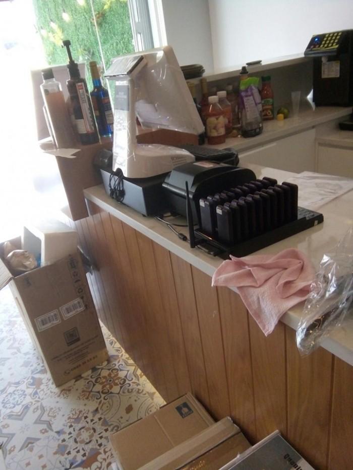 Nhận lắp đặt Trọn gói Máy tính tiền cho Quán Cafe Trà Sữa tại Bắc Giang Bắc Ninh8