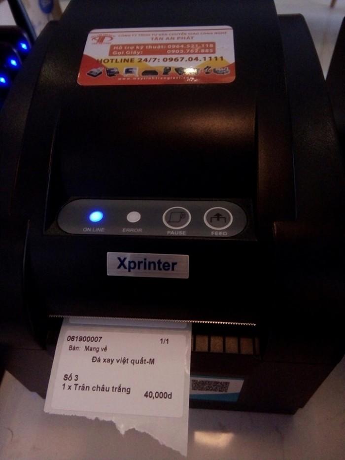 Bán Máy tính tiền cho Quán Cafe Trà Sữa tại Bình Dương Đồng Nai4