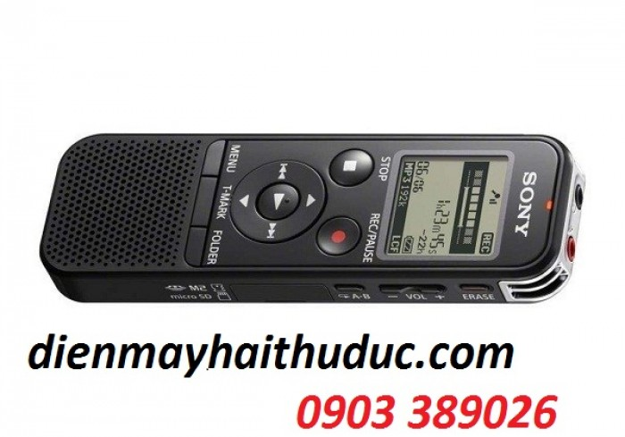 Máy ghi âm Sony ICD-PX470 xin gọi 0903 3890264