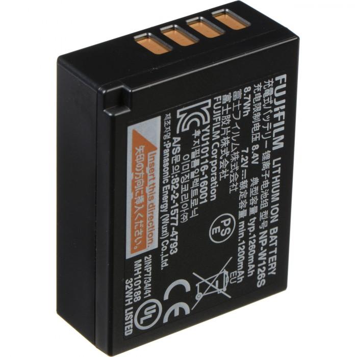 Pin Máy Ảnh Fujifilm NP-W126S Cao Cấp3