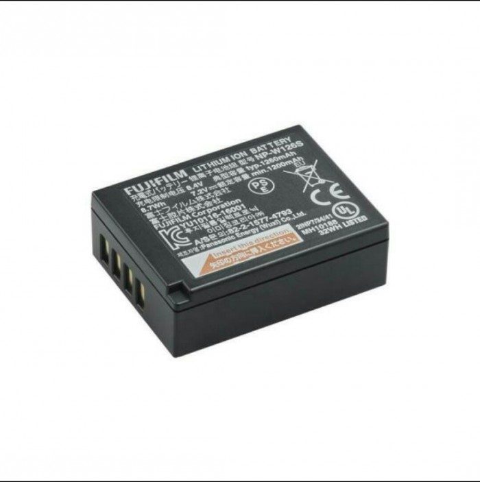 Pin Máy Ảnh Fujifilm NP-W126S Cao Cấp1