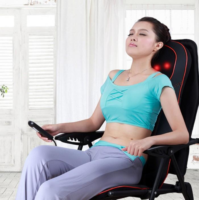 Ghế mát xa ô tô,đệm massage ô tô hàn quốc  AYS 888V5 Với 8 Viên Bi Massage2