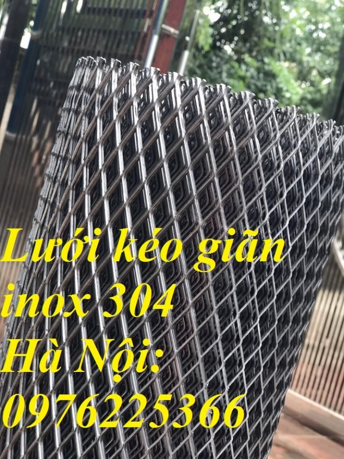 Lưới inox hình thoi tại Hà Nội0