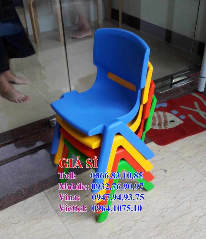 Bàn nhựa chân gấp vào trong cao cấp ( chân không khoá )8