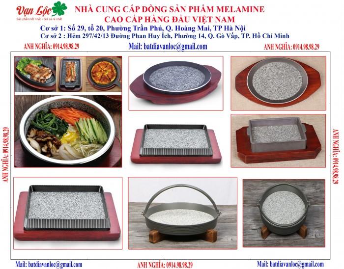 Bán Bát tô thố đá nghệ thuận ẩm thực Hàn - Nhật không viền12
