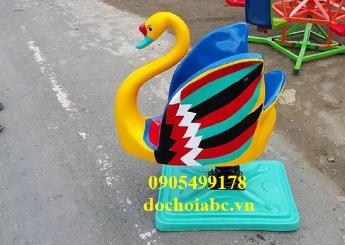 thú nhún con thiên nga mầm non22