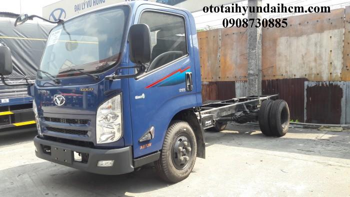 xe tải iz65 thùng bạt - 3.5 tấn khuyến mãi thuế trước bạ 2