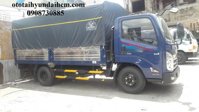 xe tải iz65 thùng bạt - 3.5 tấn khuyến mãi thuế trước bạ 1