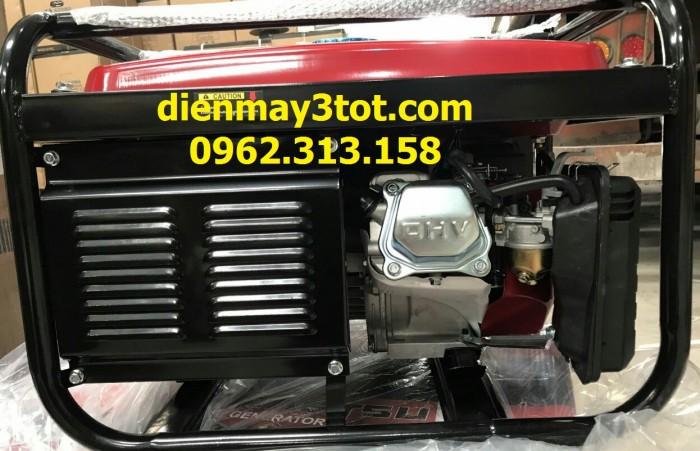 Máy phát điện chạy xăng 3kw Kamastsu 3900 CXE giá rẻ nhất3