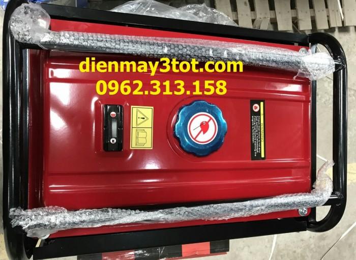 Máy phát điện chạy xăng 3kw Kamastsu 3900 CXE giá rẻ nhất0