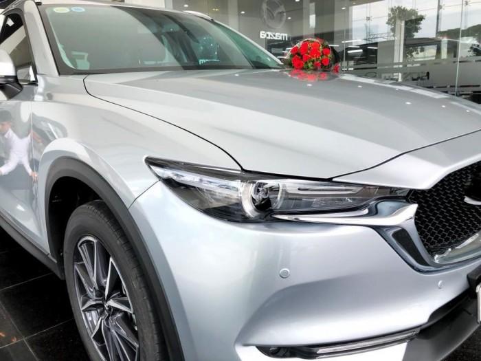 Còn Duy Nhất 01 Xe Mazda CX5 2.0 Màu Bạc Vin 2018 - Giảm Cực Nóng Hơn 80Tr Tiền Mặt + Tặng Bảo Hiểm Vật Chất + Gói Phụ Kiện