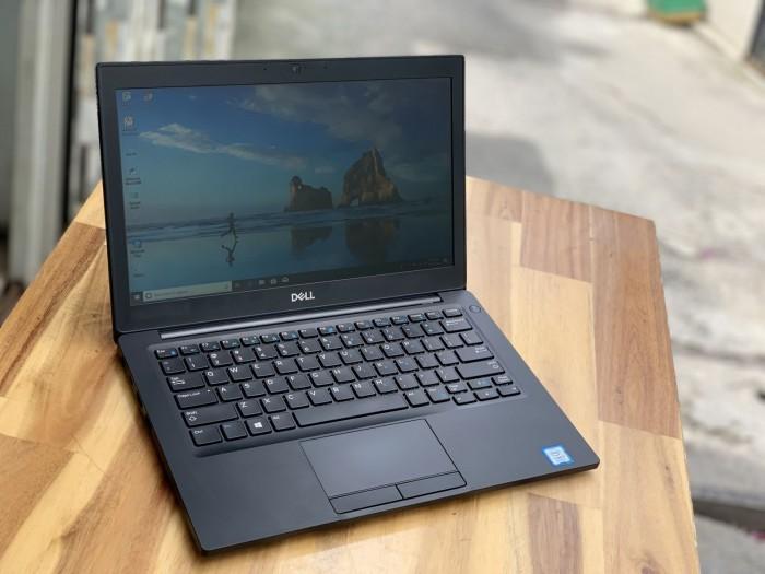 Laptop Dell Latitude E7290 12in, i7 8650U 8G SSD256 BH Hãng 4/2024 Siêu hiếm Đèn phím zin 100% Giá rẻ1