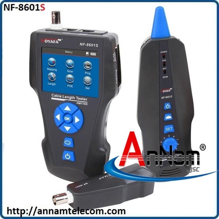 máy Máy test dây mạng NF-8601S3