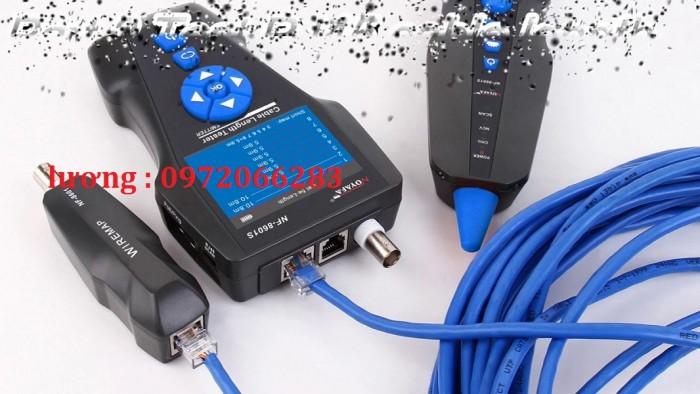 máy Máy test dây mạng NF-8601S0
