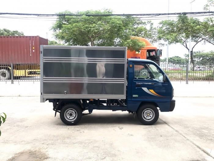 Cần bán xe tải 850kg vào thành phố nhỏ gọn máy xăng, có trả góp
