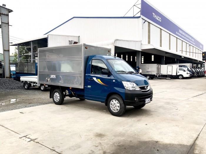 Cần bán xe tải Towner990 thùng kín, thùng mui bạt, thùng lững động cơ SUZUKI K14B-A 3