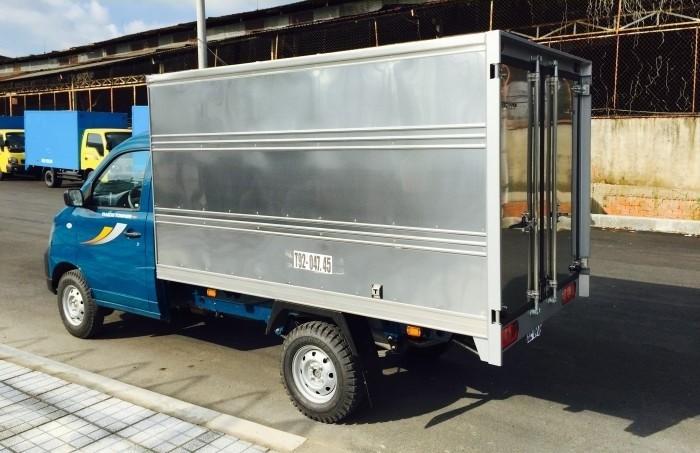 Cần bán xe tải Towner990 thùng kín, thùng mui bạt, thùng lững động cơ SUZUKI K14B-A 1
