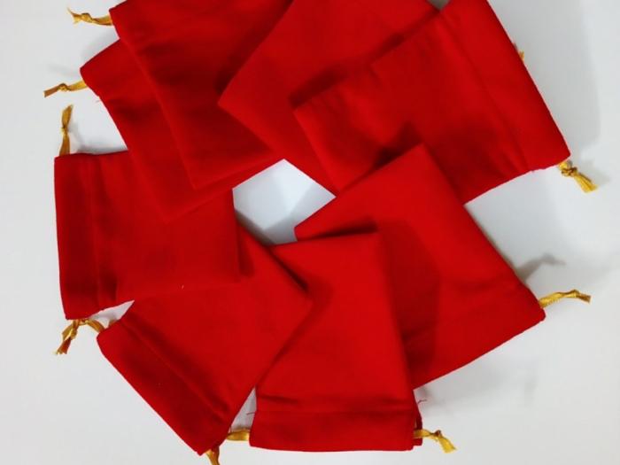 Sản xuất túi dây rút