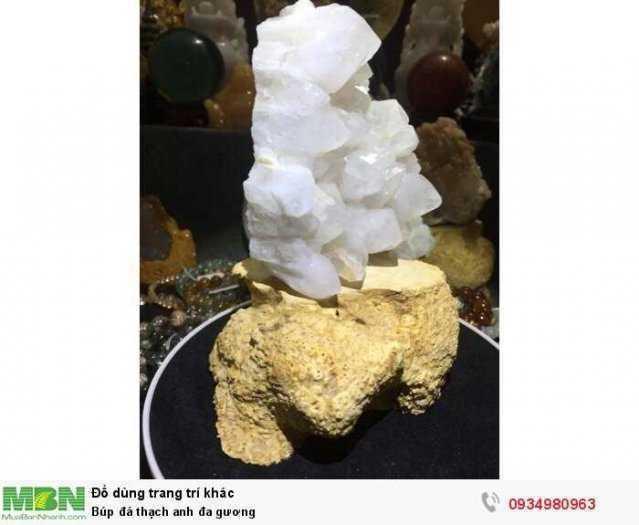Búp đá thạch anh đa gương 2