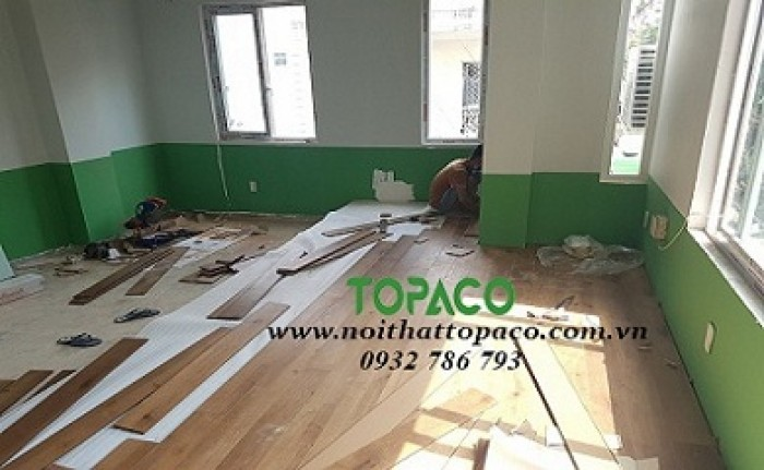 cung cấp và thi công sàn gỗ sàn nhựa uy tín và chuyên nghiệp trên toàn quốc0