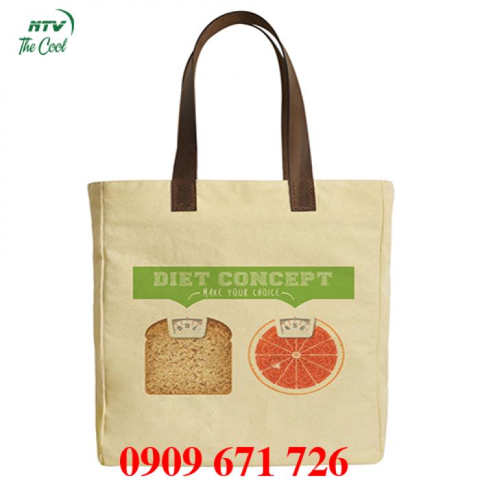 Cơ sở cung cấp túi vải canvas ở đâu giá rẻ Tphcm?4