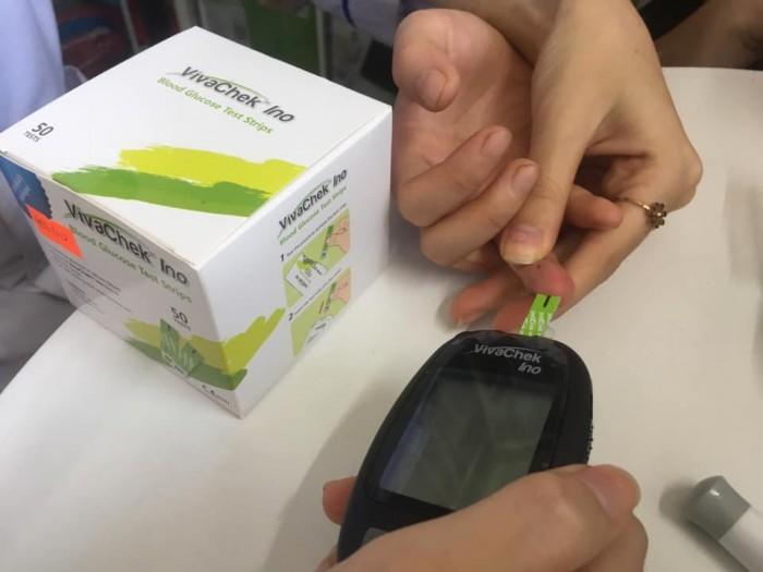 Máy đo đường huyết1