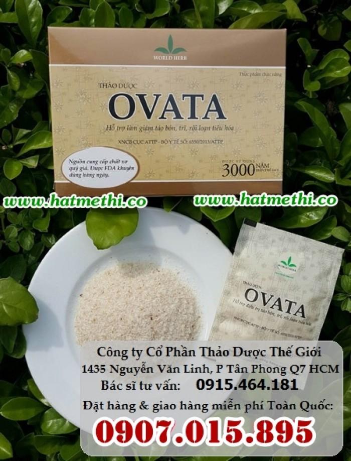 Thảo dược OVATA cải thiện Cơn Đau Trĩ, phòng ngừa táo bón & chống tái phát Trĩ3
