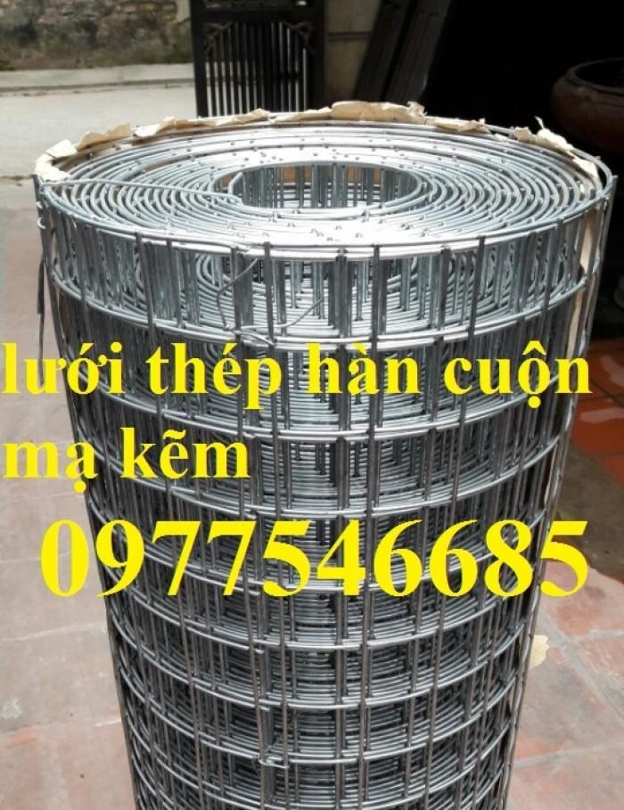 Lưới thép hàn D3a50*50 mạ kẽm tại Hà Nội1
