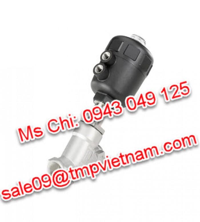 Van điện từ khí nén Burkert Type 2000, 291173 - Type 2000 Burkert, Đại lý Burkert tại Việt Nam2