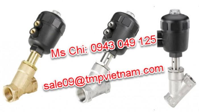 Van điện từ khí nén Burkert Type 2000, 291173 - Type 2000 Burkert, Đại lý Burkert tại Việt Nam1