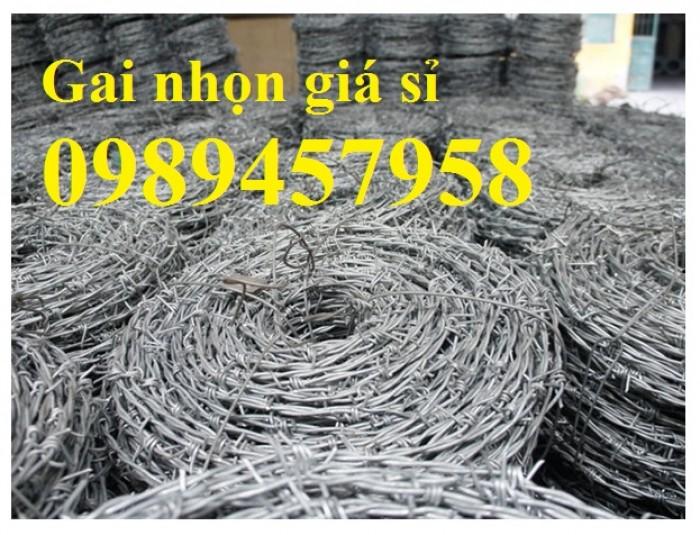 Dây thép gai Nam Định, Dây thép gai mạ kẽm1