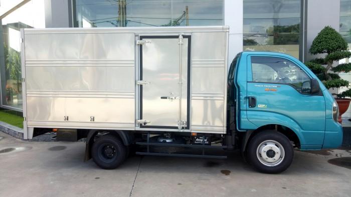 Xe tải K250 tải trọng 2,49 và 1,49 tấn lưu thông sài gòn, bán trả góp, hỗ trợ 80% giá trị xe. 3