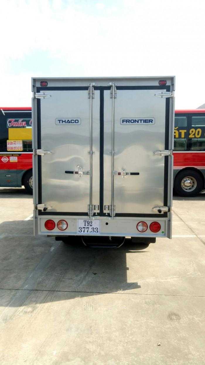 Xe tải K250 tải trọng 2,49 và 1,49 tấn lưu thông sài gòn, bán trả góp, hỗ trợ 80% giá trị xe. 1