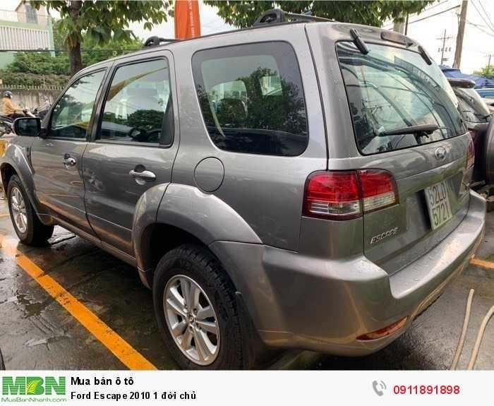 Ford Escape 2010 1 đời chủ
