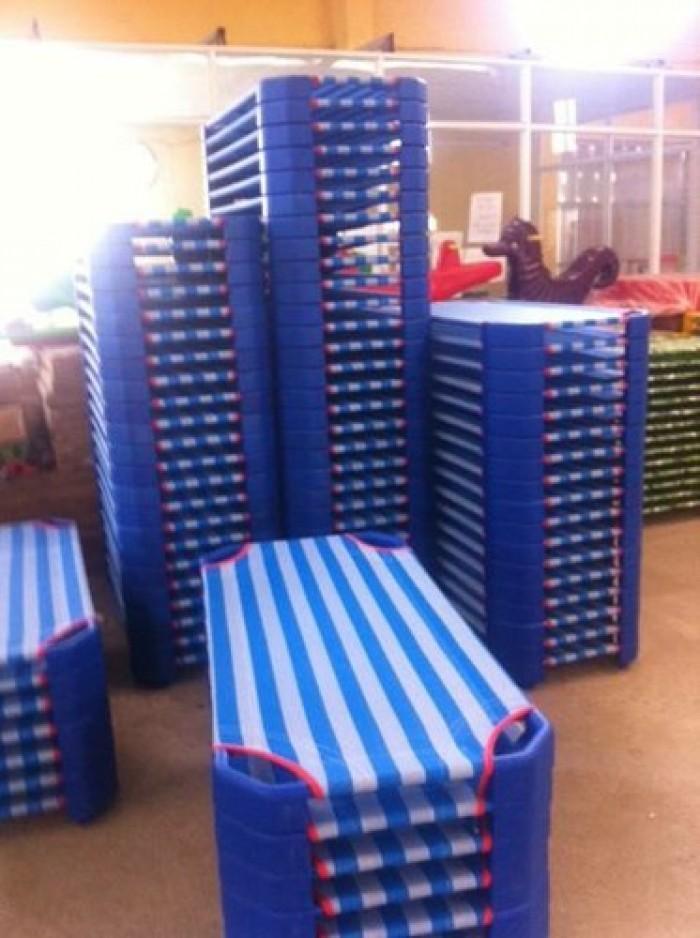 Giường Lưới cho bé, Giường Lưới Mầm Non Cho Trẻ giường ngủ mầm non giá rẻ TPHCM1