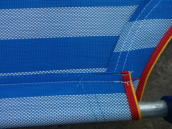 Giường Lưới cho bé, Giường Lưới Mầm Non Cho Trẻ giường ngủ mầm non giá rẻ TPHCM3
