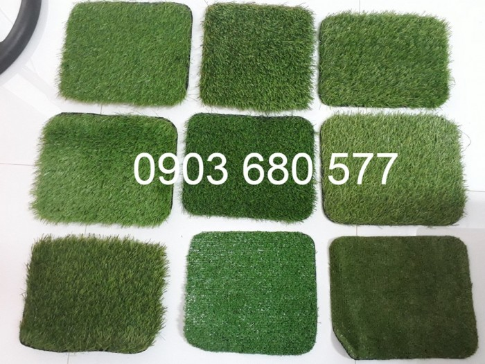 Thảm cỏ nhân tạo, thảm xốp trang trí trường mầm non12