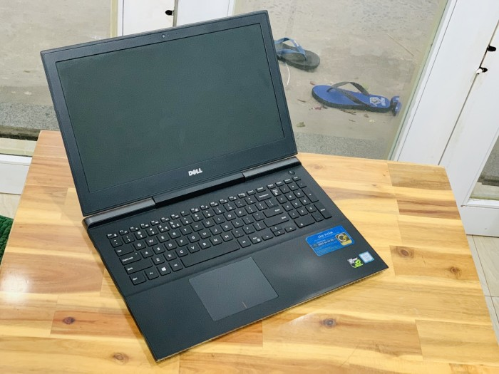 Laptop Dell Gaming 7566, i7 6700HQ 8G SSD128+500G Vga GTX960M 4G FULL HD Đèn phím Đẹp zinmm1