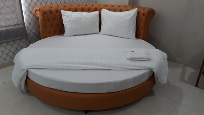 [18] Bán giường ngủ hình tròn giá rẻ tại tphcm, bình dương